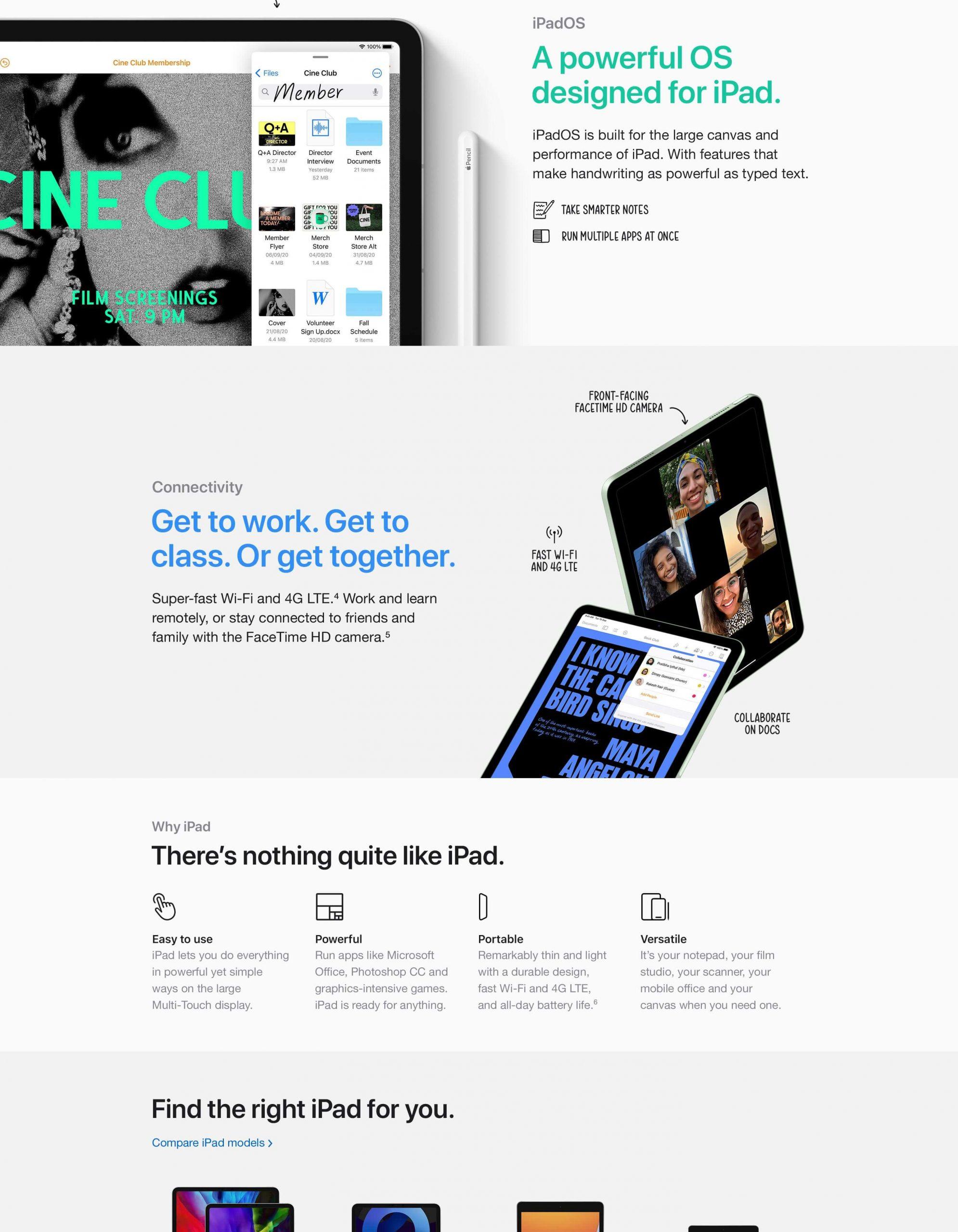 iPad Air (4th gen)