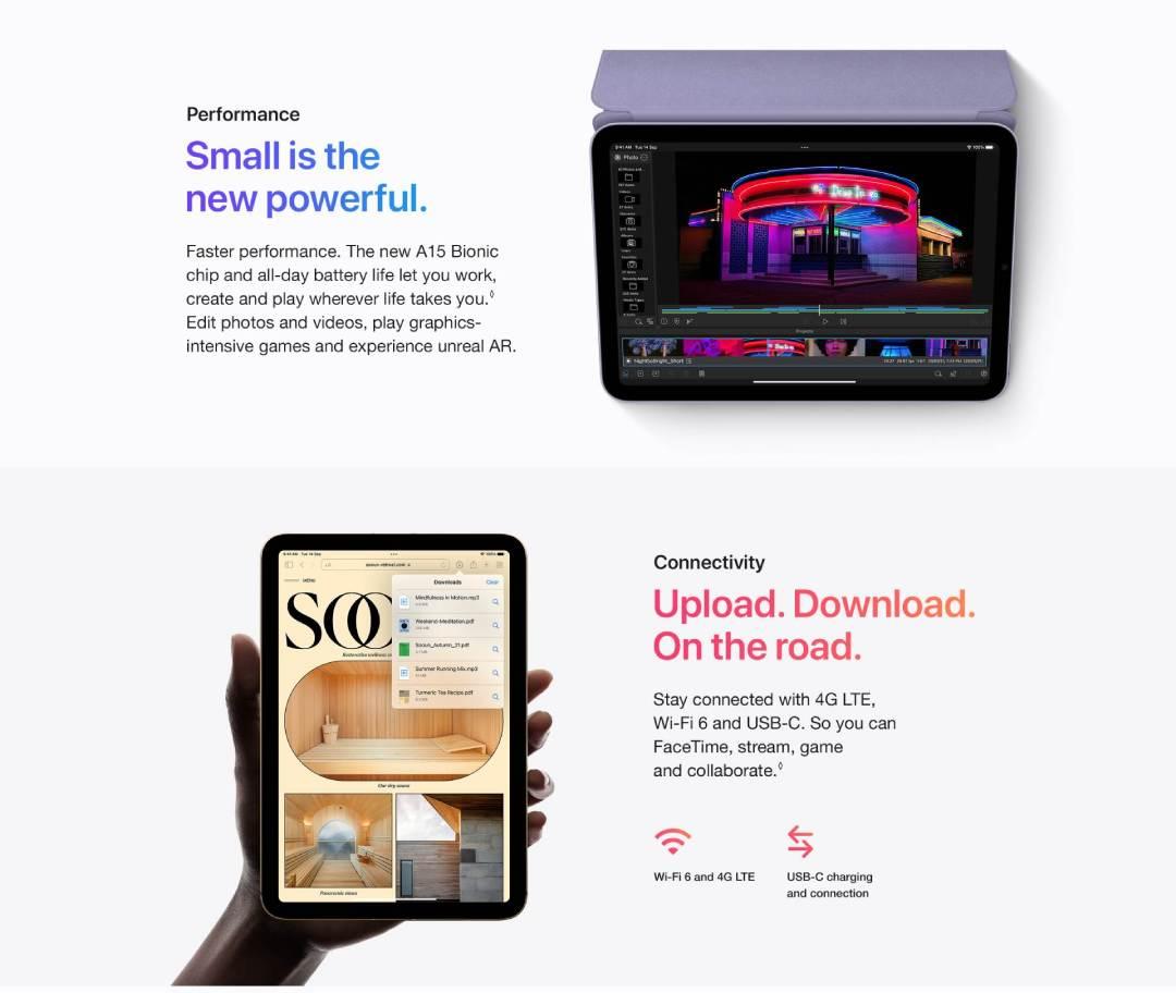 iPad Mini (6th Gen)